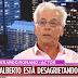 El desvarío de Gerardo Romano: para él hubo mayor represión en Chile que en el Holocausto (VIDEO)