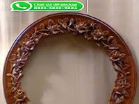 Cermin - Pigura Jati Ukir Jepara - Mebel Ukir Jepara