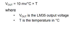 Rumus LM35 - IoT Indonesia
