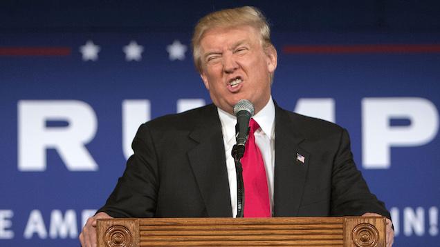Donald Trump é projetado para ganhar no Mississippi