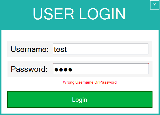 login from 4