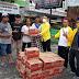 MEDAN: Golkar Medan Bantu Ratusan Warga Korban Banjir Di Dua Kecamatan
