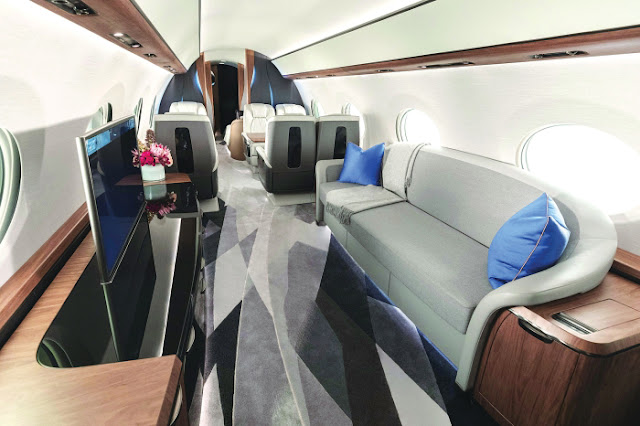 Luxury of Private Jets