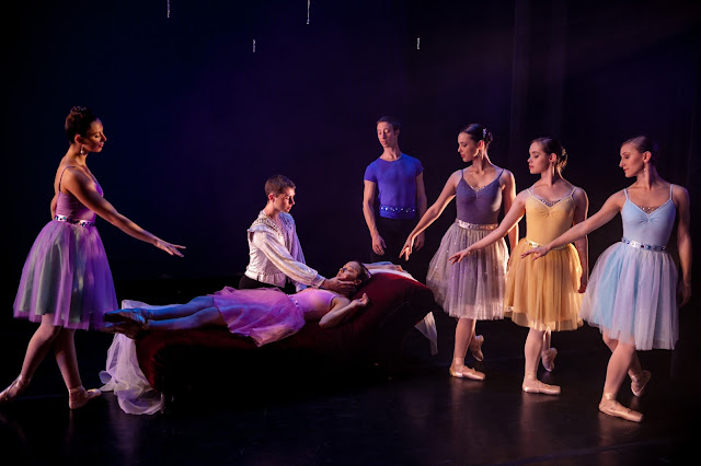 usf, fall dance concert 2016, Lauren Banawa, costume designer, sleeping beauty ballet