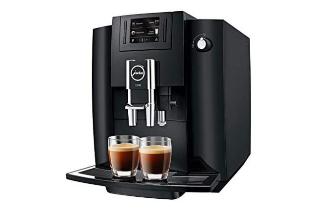 Máquina Café Jura Profissional E60