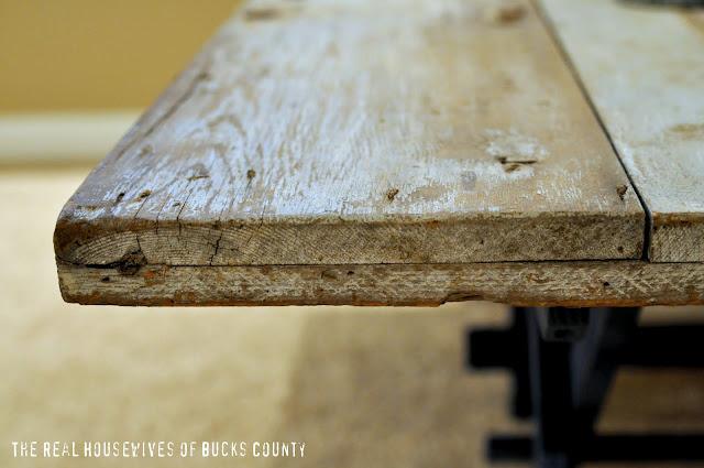 Reclaimed Barn Wood Coffee Table Infarrantly Creative