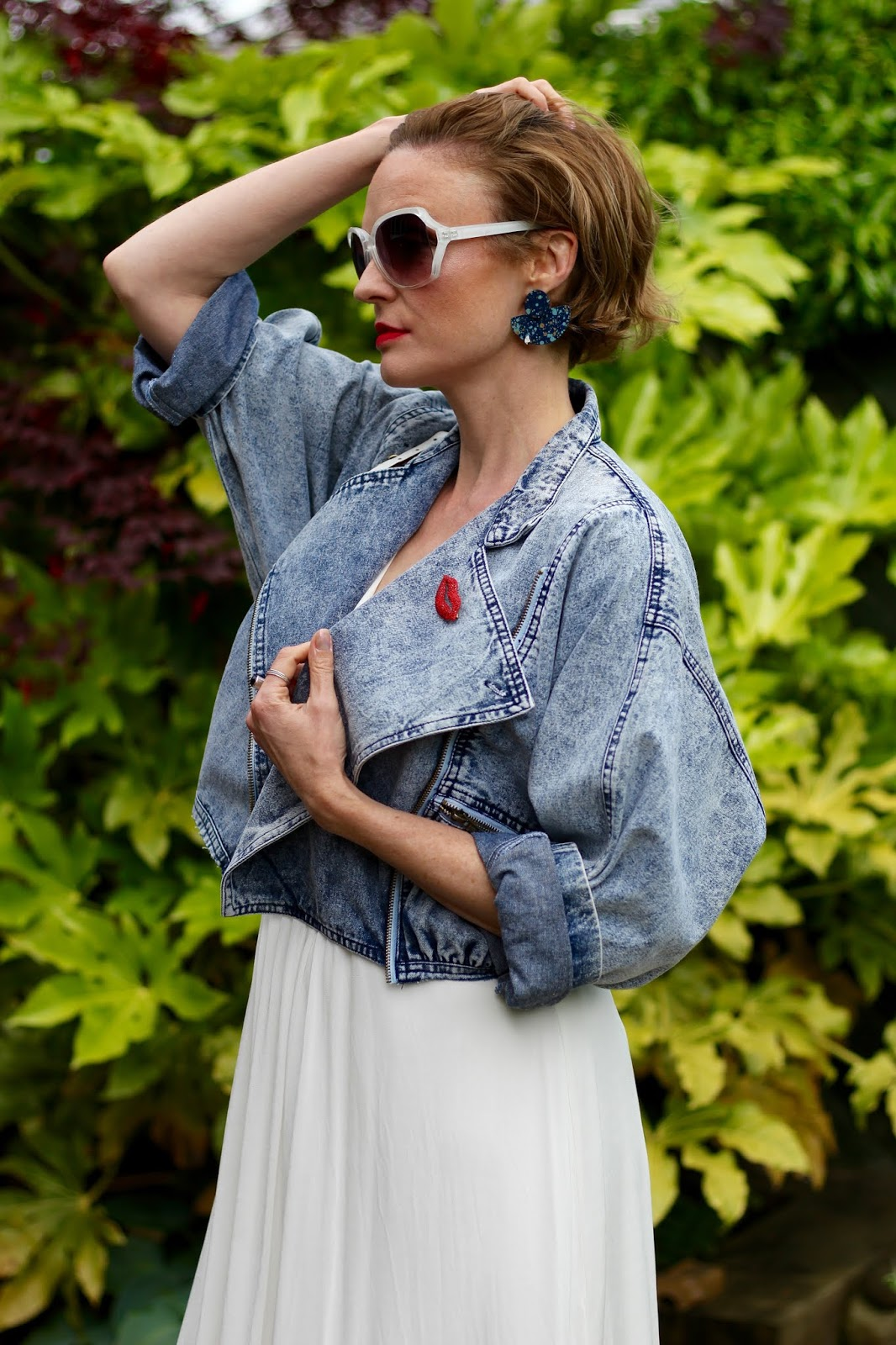 Forget the IT dress | 80s style | Summer Outfit | Fake Fabulous