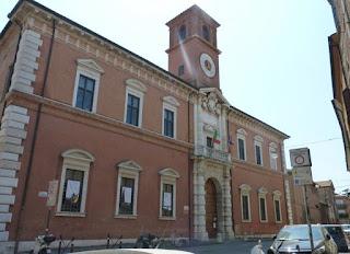 Palacio Paraíso de Ferrara.