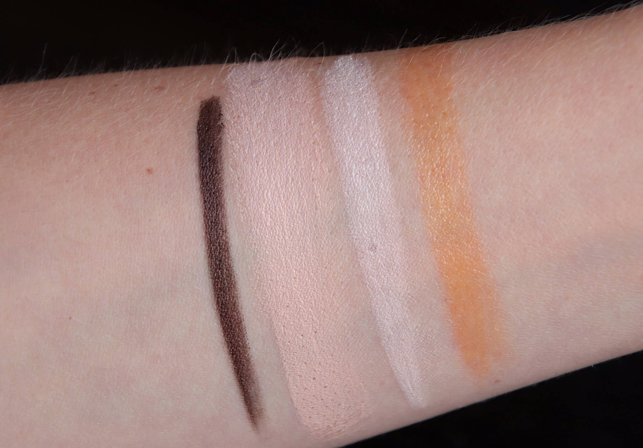 Jane Iredale Maquillage Swatch