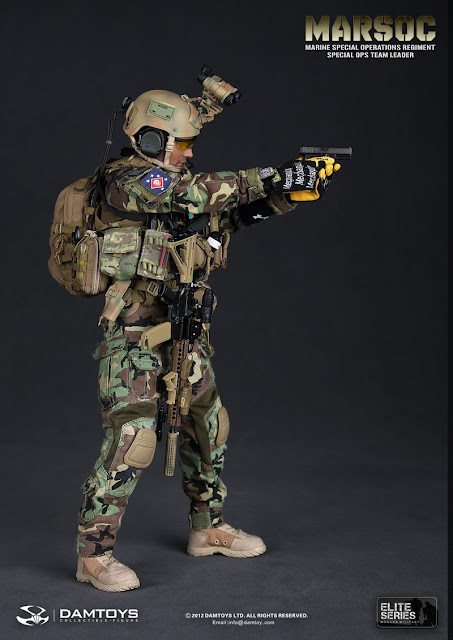 The cqc special haven for female trooper - 1 5