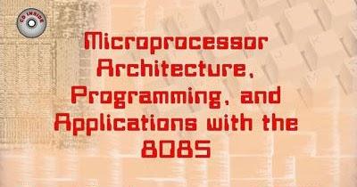 By microprocessor gaonkar book free pdf