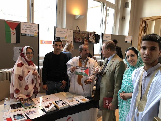 كاراسو تشارك في المنتدى السنوي للمجتمع المدني الفرنسي