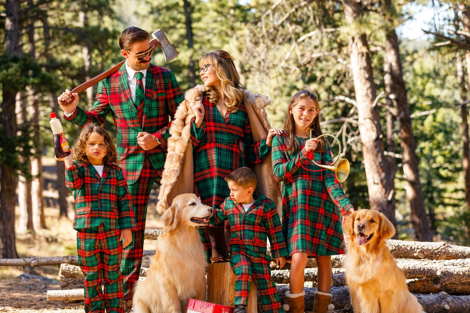 Shinesty Christmas Suits.Ugly Christmas Outfits From Shinesty Review Party Of Four