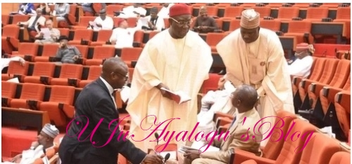 Senate committee to investigate police invitation of Dino Melaye