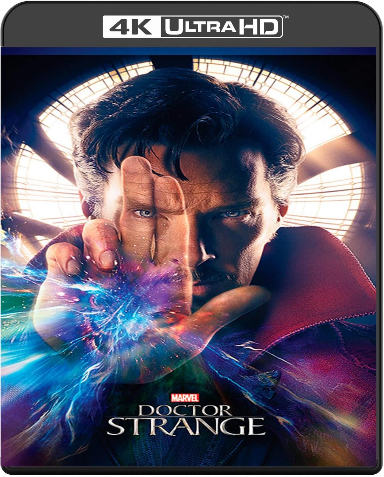 Doctor Strange [2016] [UHD] [2160p] [Latino]