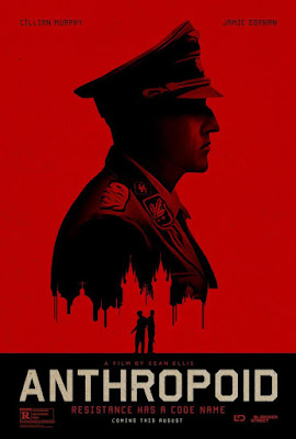 Anthropoid |2016| |DVD| |R1| |NTSC| |Latino|