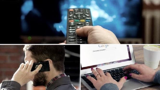 Telefonía, internet y TV por cable aumentarán 3% en junio y 5% en julio