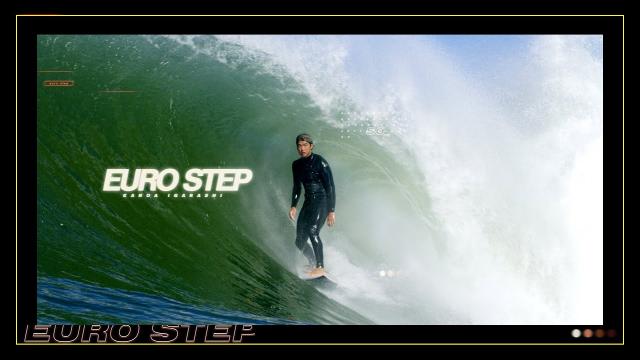 EURO STEP KANOA IGARASHI SURFING PORTUGAL
