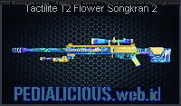 Tactilite T2 Flower Songkran2