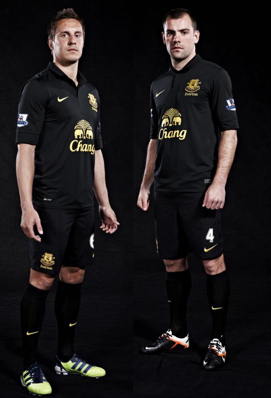 size 40 1b8d5 ab6ba Nerdology: Everton FC Launch New Away Kit (2012-2013 Season)