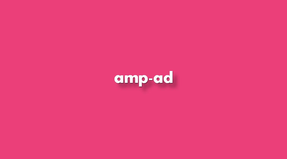 Agregar amp-ad