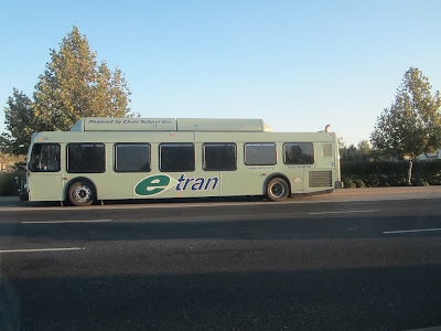 Several Elk Grove eTran Bus Stops Closed Next Week Due To Railroad Repairs