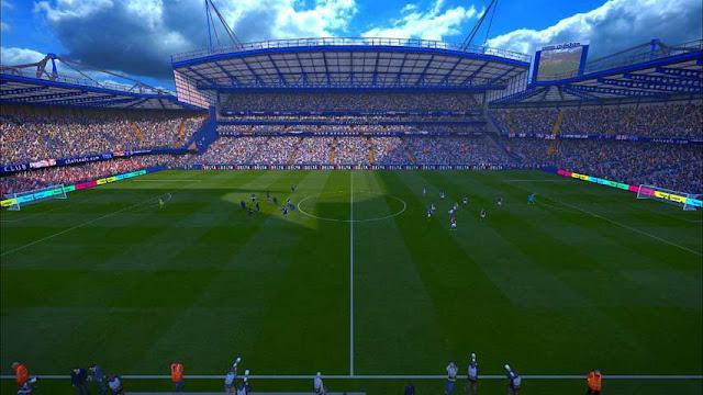 Stamford Bridge PES 2017