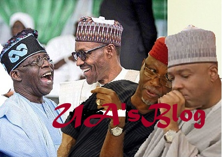 2019: Oyegun's Men Jittery Over Renewed Friendship With Buhari, Plot To Crumble Tinubu's Reconciliation Assignment