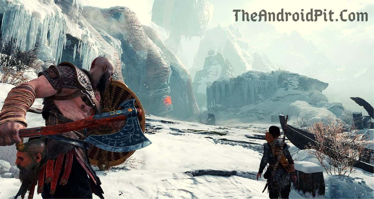 God of War 4 Game Free Download ISO, God of War 4 Game Free Download for PSP Android