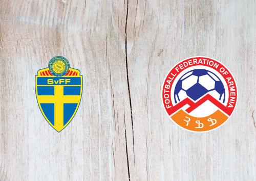 Sweden vs Armenia -Highlights 05 June 2021