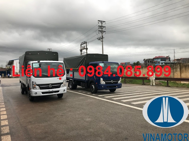 Giá xe tải Vinamotor Cabstar NS350 3.5 tấn
