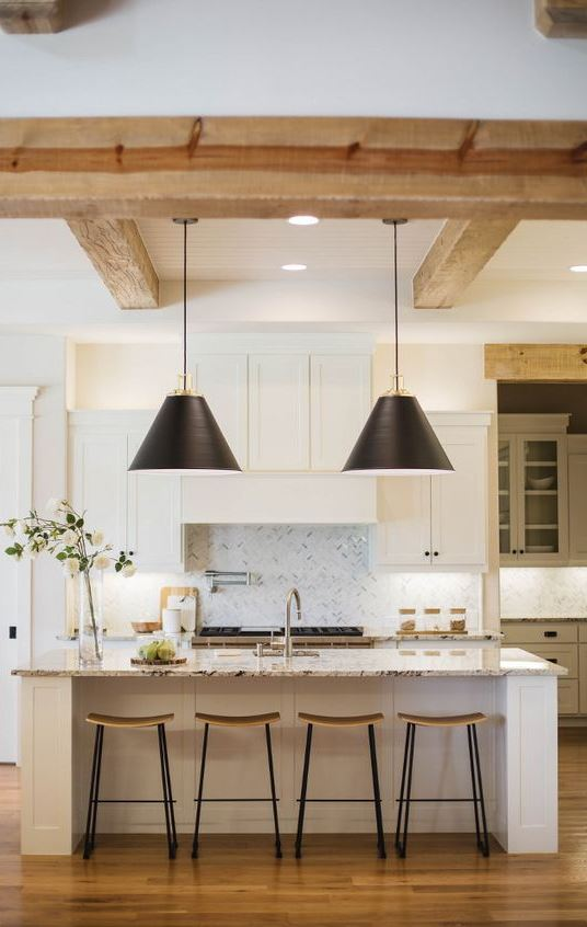 Best 15+ Modern Kitchen Lighting Ideas