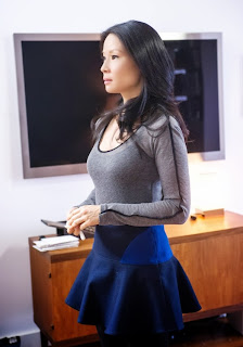 Lucy Liu as Joan Watson in CBS Elementary