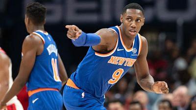 RJ Barrett tardó la mitad en revelar el potencial de los Knicks