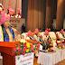 रायपुर - पंडित रविशंकर शुक्ल विश्वविद्यालय का 25वां दीक्षांत समारोह सम्पन्न, दीक्षांत का मतलब विद्यार्थी ज्ञान से अपने जीवन के उद्देश्यों को प्राप्त करें - सुश्री राज्यपाल उइके