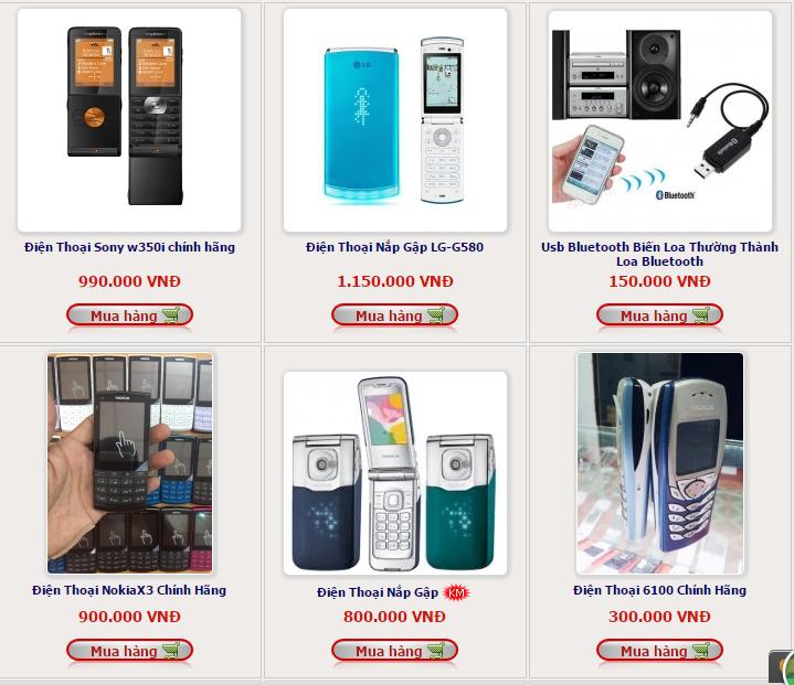 bán điện thoại cổ chính hãng giá rẻ uy tín  xã đàn  hà nội - 134600