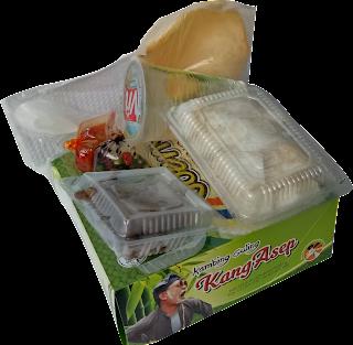 Nasi Kotak Bandung