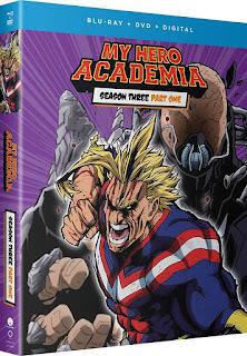 My Hero Academia – Temporada 3 Parte 1 [2xBD25] *Subtitulada