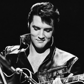 Elvis Presley during 68 TV Special