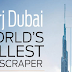 The Burj Khalifa #infographic