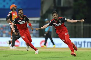 CricketHighlightsz - SRH vs RCB Match 6 IPL 2021 Highlights