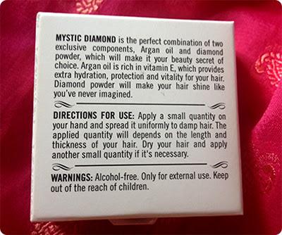 Eva Cosmetics Mystic Diamond Hair Oil
