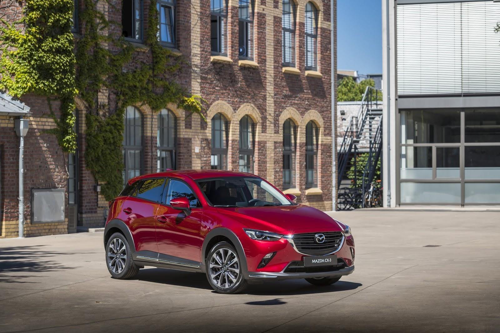 2021 Mazda Cx 3 Release Date and Concept