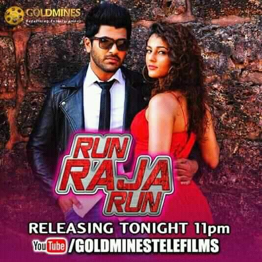 Run Raja Run (2019) Hindi Dubbed Movie 720p | 480p HDRip Download