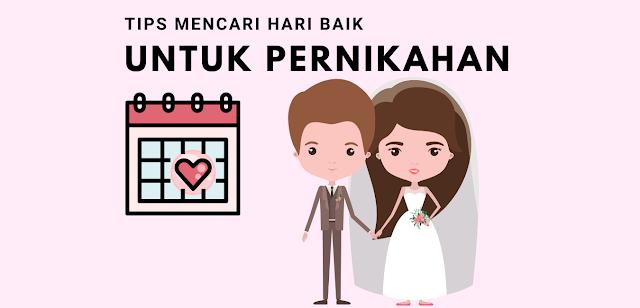 Tips Mencari Hari Baik untuk Pernikahan