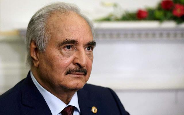 Μόσχα και Αγκυρα ξαναμοιράζουν την τράπουλα για τη Λιβύη
