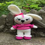 http://www.ravelry.com/patterns/library/bonnie-bunny-mod-for-puddin-doll