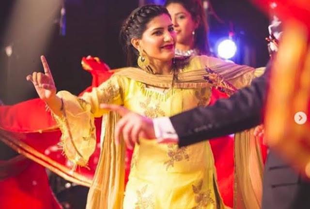 'Rasgulla Khawa De' पर सपना चौधरी ने किया कमरतोड़ ड़ास, वीडियो ने मचाया धमाल