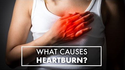 causes of heartburn
