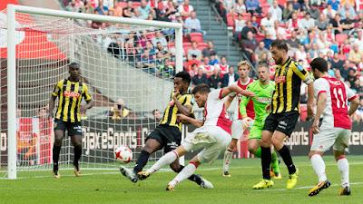 مشاهدة مباراة اياكس امستردام وفيتيس بث مباشر اليوم 3-8-2019 فى الدوري الهولندي